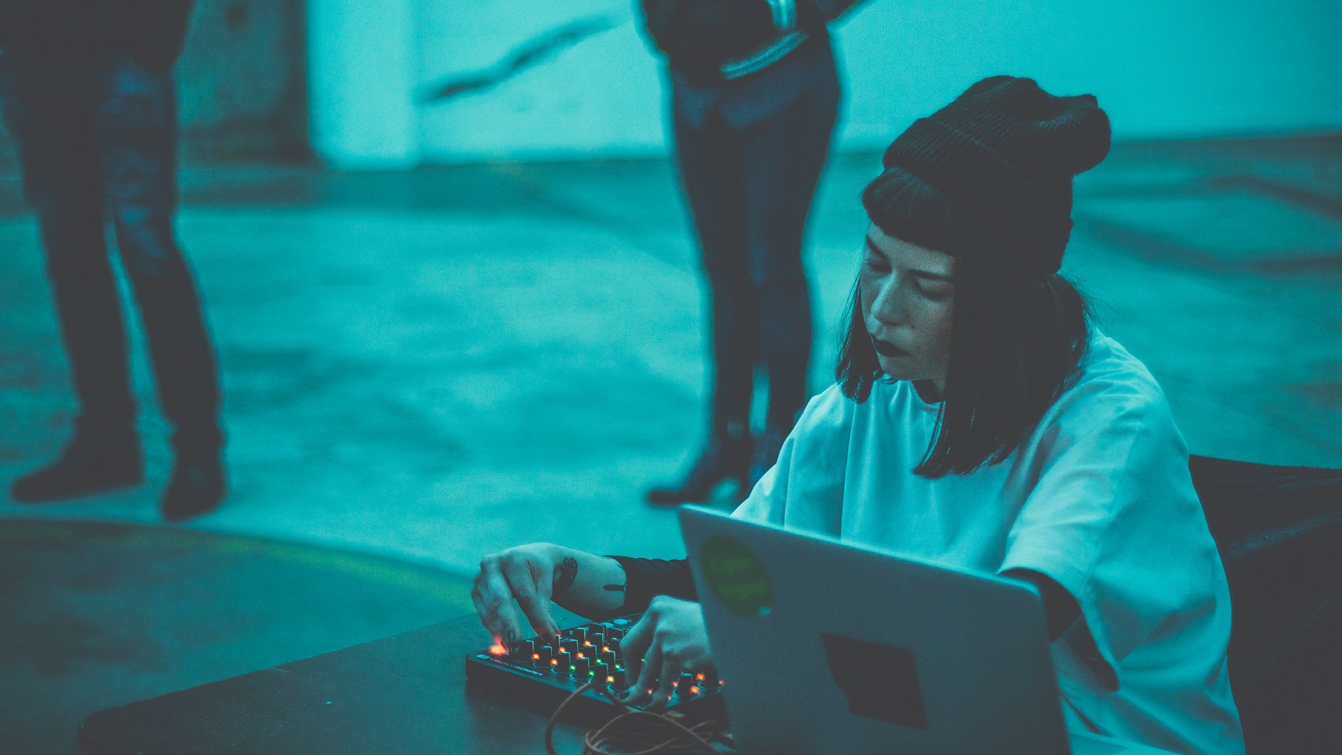 Performance - Subharmonic - Portland Institute for Contemporary Art - 2018