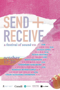 Send + Receive 21st anniversary - 2019