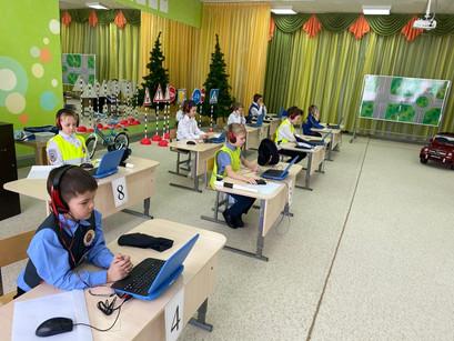 Чемпионат BabySkills среди воспитанников детских садов и учеников младших классов в Мензелинске.