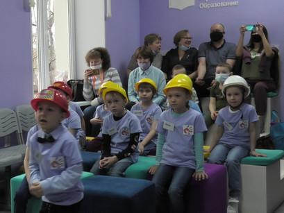 Региональный Чемпионат BabySkills_2021 по компетенции «Инженер-строитель» в Свердловской области