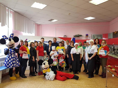В Иркутской области прошел тренировочный чемпионат BabySkills