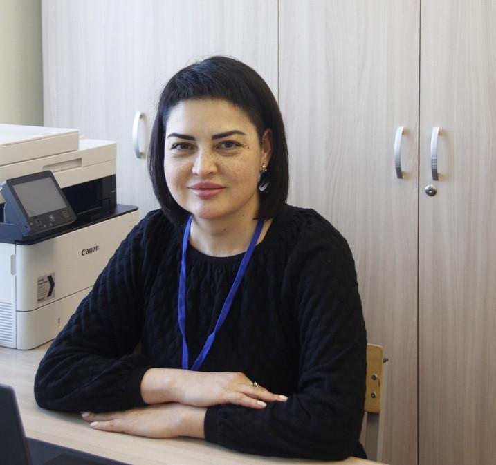 Ульянова Эльмира Эдуардовна