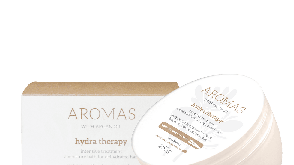 NAK Aromas Hydra Therapy with Argan Oil 150ml