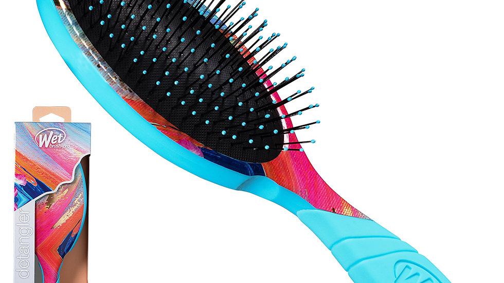 WetBrush Detangling Brush Pro Bright Future - Teal