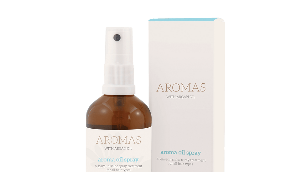 NAK Aroma Oil Spray with Argan Oil 100ml