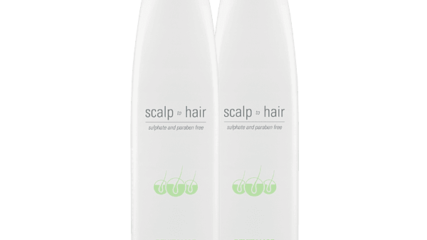 NAK Revitalise Moisture-Rich Softening Shampoo & Conditioner Range 250ml