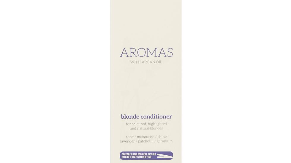 NAK Aromas Blonde Conditioner with Argan Oil 275ml