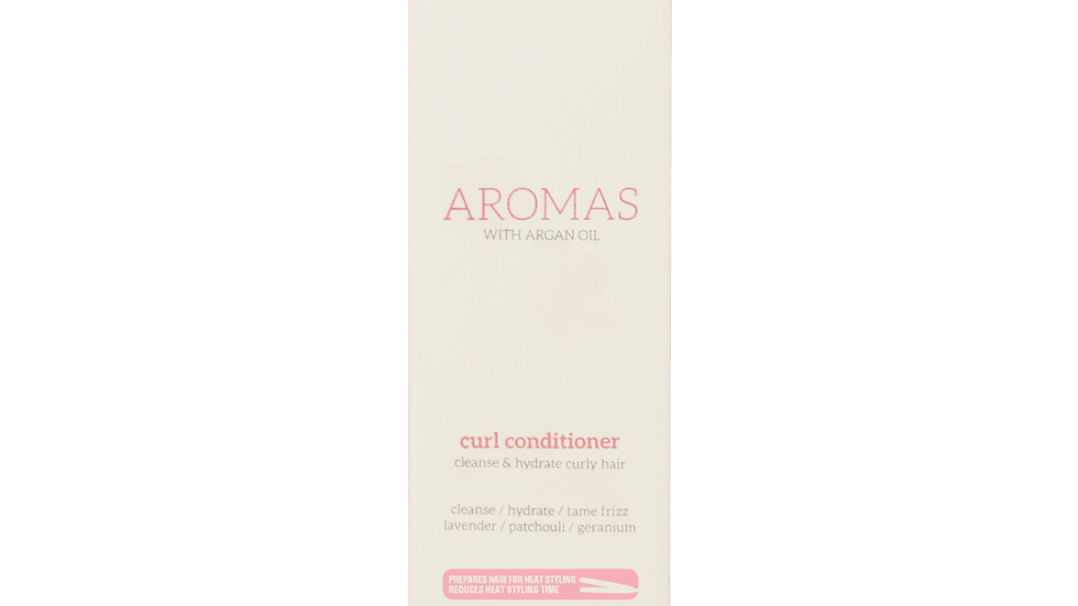 NAK Aromas Curl Conditioner with Argan Oil 275ml