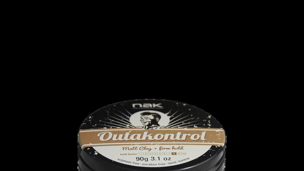NAK OutaKontrol Clay - Semi Matte 90g
