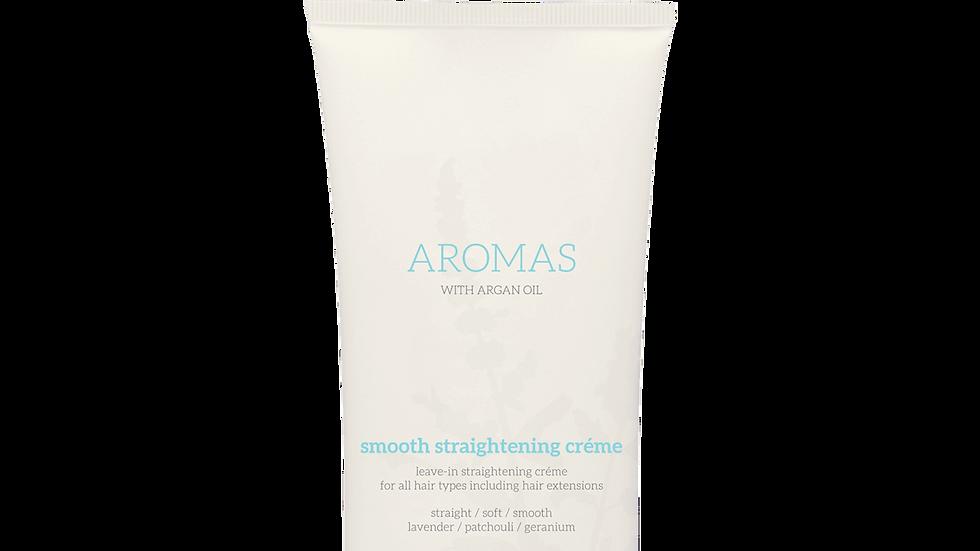 NAK Aromas Smooth Straightening Crème with Argan Oil 150ml