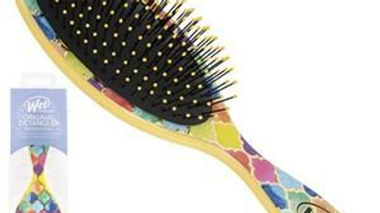 WetBrush Watercolour Mosaics Detangling Hair Brush Moroccan