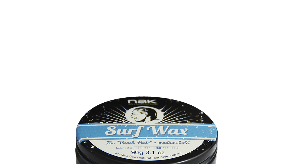 NAK Surf Wax Wax Pomade - Natural Shine 90g