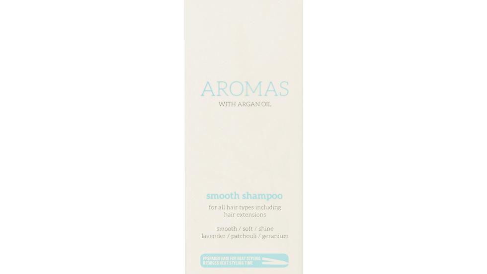 NAK Aromas Smooth Shampoo with Argan Oil 275ml