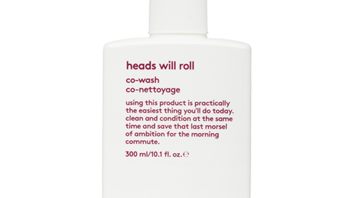 Evo heads will roll curl co-wash 300ml