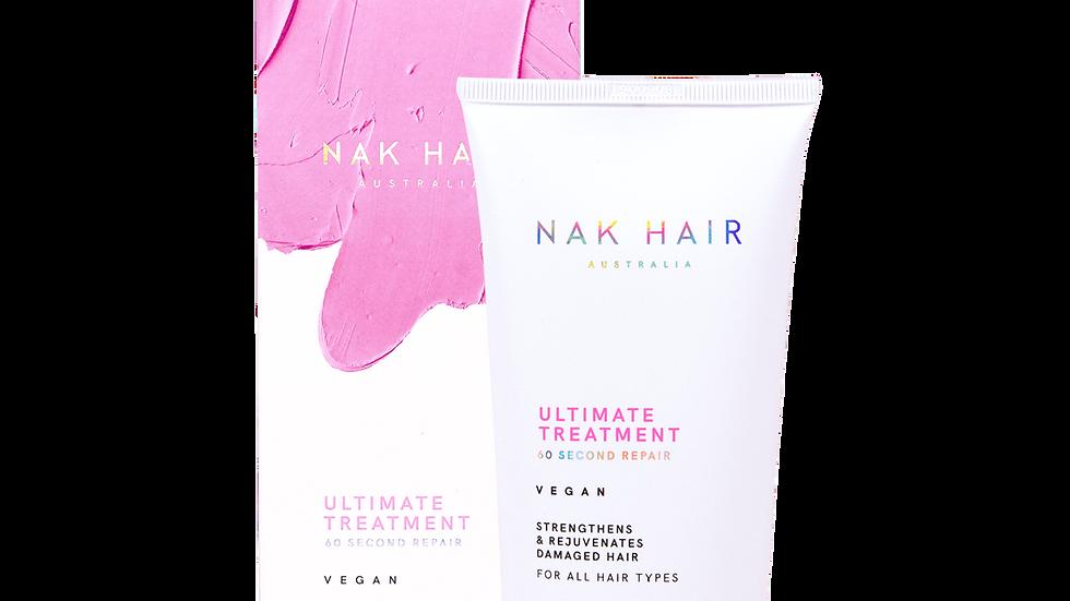 NAK Ultimate Treatment 60 Second Repair 150ml