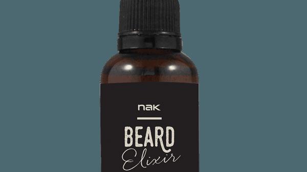 NAK Beard & Face Elixir 30ml