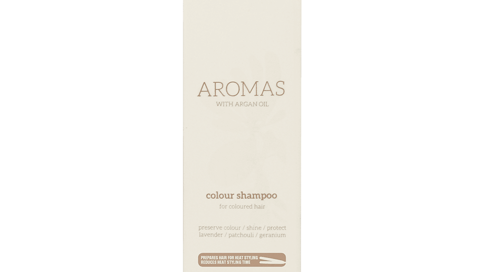 NAK Aromas Colour Shampoo with Argan Oil 275ml
