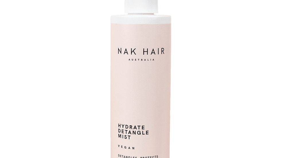 NAK Hydrate Detangle Mist 250ml