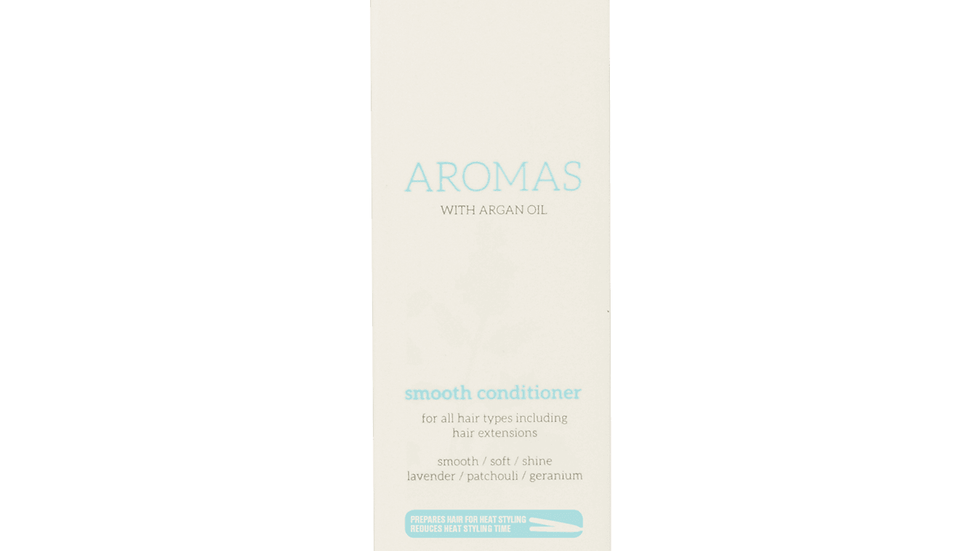 NAK Aromas Smooth Conditioner with Argan Oil 275ml