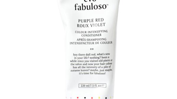Evo Fabuloso Colour Boosting Treatment - Purple Red 220ml