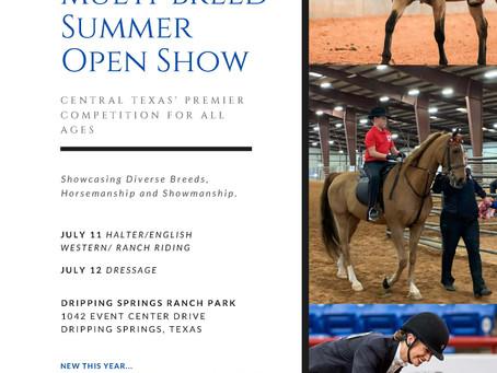 2020 Summer Show Series