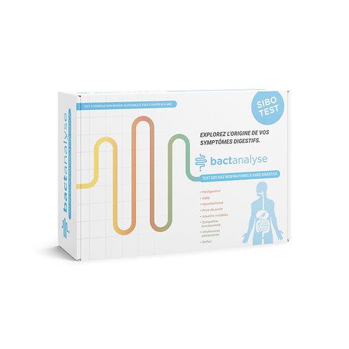 Test  bactanalyse