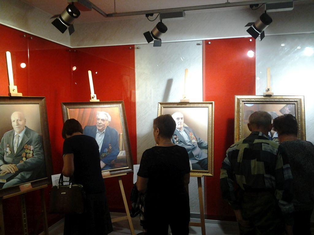 Выставка «Победители Второй мировой»
