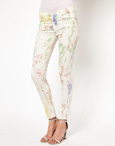 7 FOR ALL MANKIND - THE SKINNY - BATIK