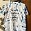 Thumbnail: Sky blue Shibori Tee