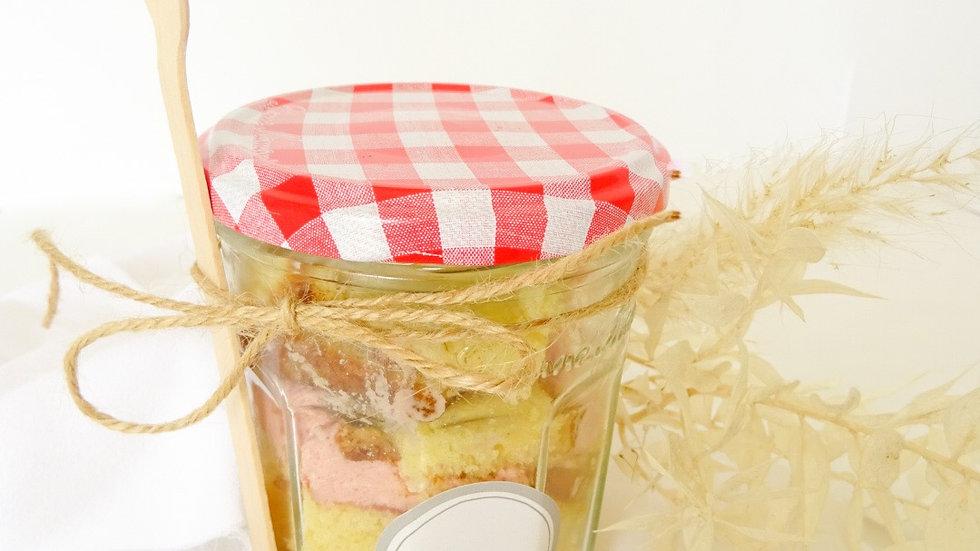 Jam Jar Cake