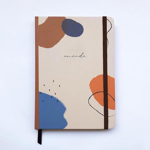 Caderno Bullet A5 - Mancha Neutra