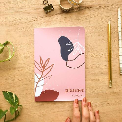 Mini Planner-Rosa