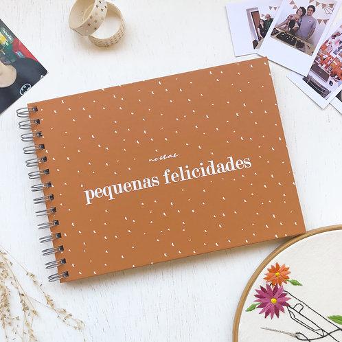 Álbum Pequenas Felicidades - Laranja