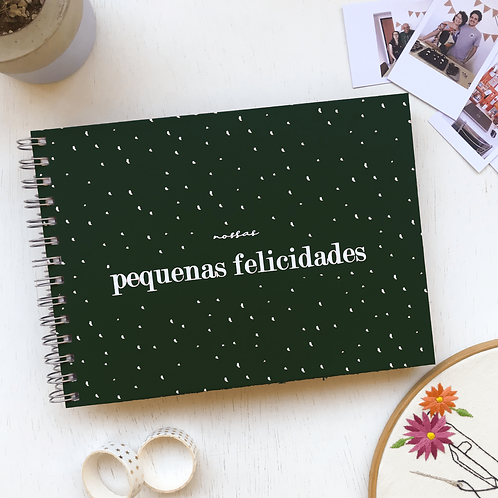 Álbum Pequenas Felicidades - Verde