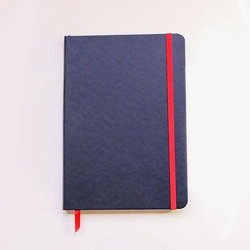Caderneta Bullet - Marinho
