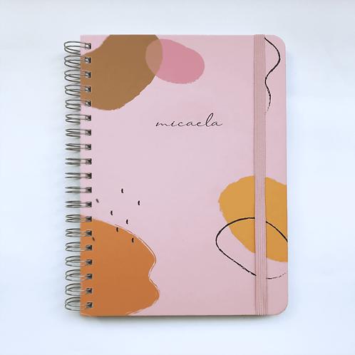 Journal A5 - Mancha Rosa