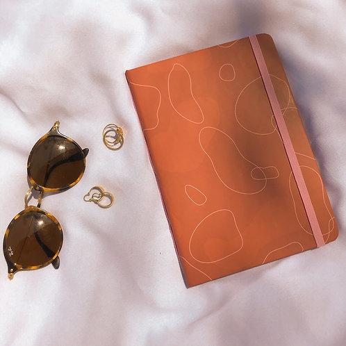 Caderno brochura - Bombom