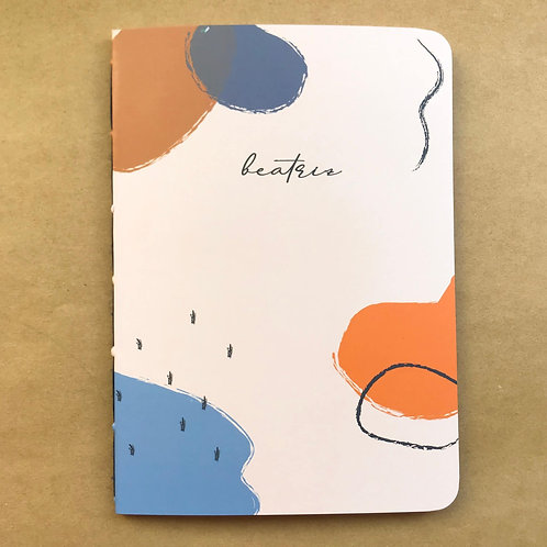 Caderninho Mancha Neutra