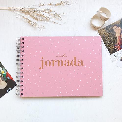 Álbum Jornada - Rosa