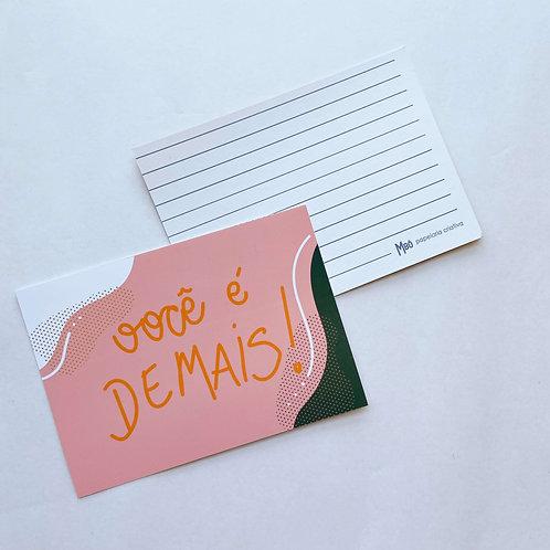 Cartão Querido- Escolha um