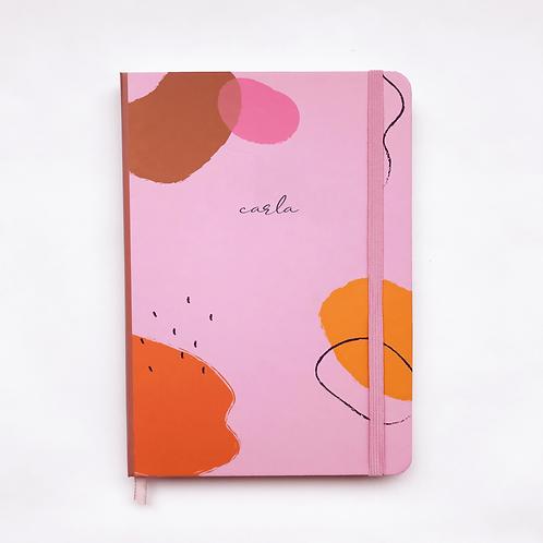 Caderno Bullet A5 - Mancha Rosa