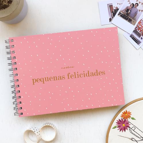 Álbum Pequenas Felicidades - Rosa