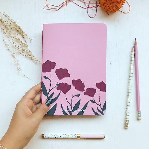 Diário de gratidão - Rosas
