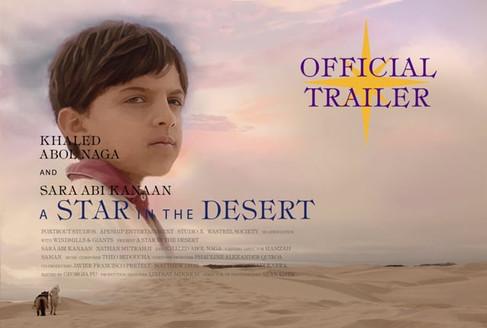 A Star In the Desert (2020)
