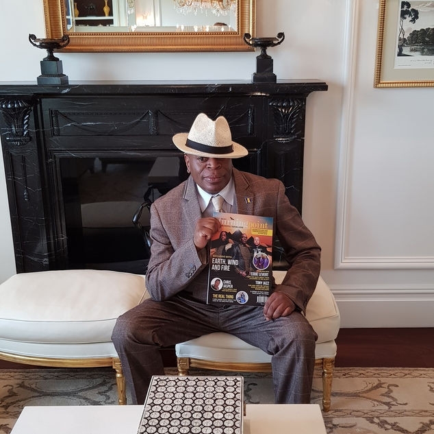 Tony Jazz, Butler to the Rich and Famous