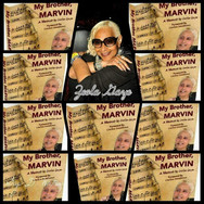 Zeola Gaye talks about her latest Book 'My Brother Marvin'