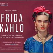 FRIDA KAHLO: THE DEFINITIVE FILM EXPLORING THE LIFE AND ART OF A GLOBAL ICON