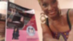 Trina Parks former Bond Girl Thumper in