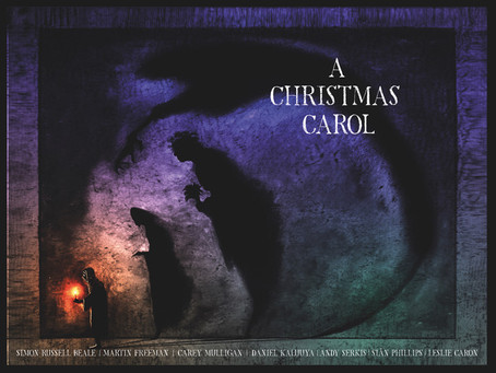 Review of A Christmas Carol: In Cinemas from December 4th 2020 By Esther Austin