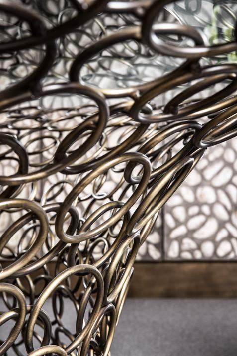 Mondrian Tavolo Dettaglio - table detail